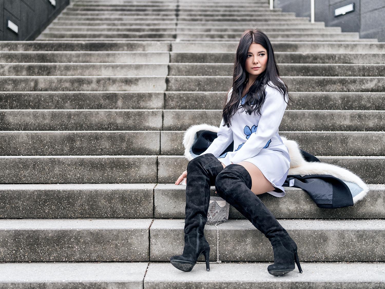 English Fashion Blogger