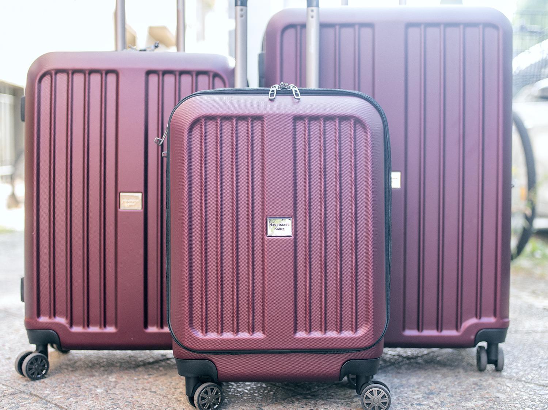 Koffer Set Fashionambit Hauptstadtkoffer