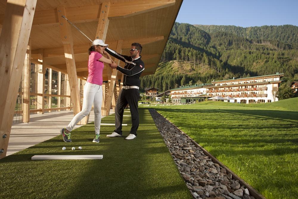 Defereggental Hotel_Golfkurs
