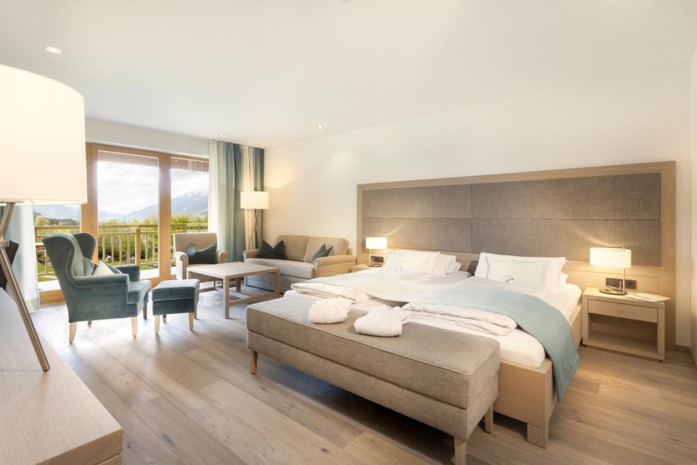 Dolomitengolf_Hotel und Spa_Zimmer