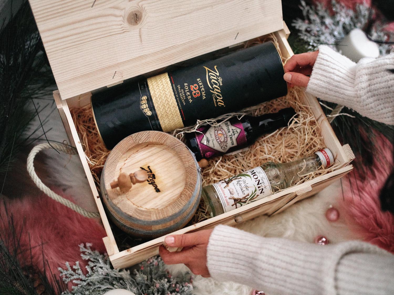 weihnachtsgeschenke ideen ron zacapa zu weihnachten. Black Bedroom Furniture Sets. Home Design Ideas
